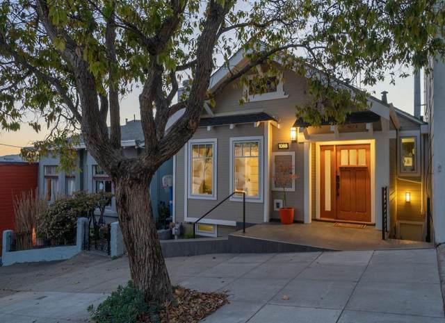 1088 Rhode Island St, San Francisco, CA 94107 (#ML81819034) :: Robert Balina | Synergize Realty