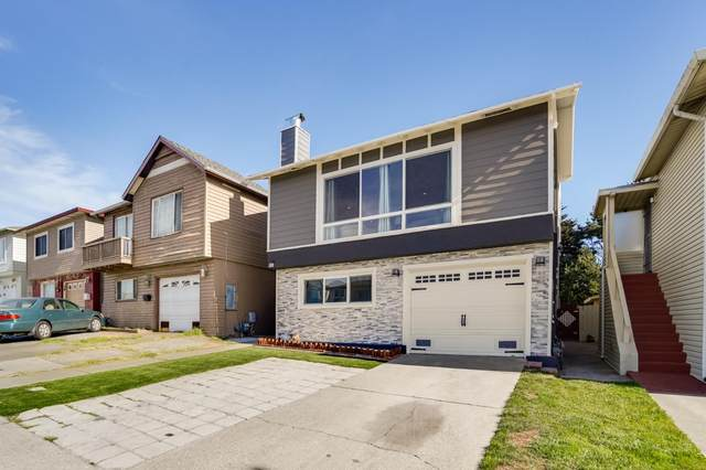 883 Skyline Dr, Daly City, CA 94015 (#ML81819083) :: The Kulda Real Estate Group