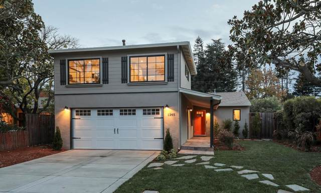 1365 Todd St, Mountain View, CA 94040 (#ML81819209) :: The Goss Real Estate Group, Keller Williams Bay Area Estates