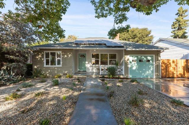 3223 Page St, Redwood City, CA 94063 (#ML81819277) :: The Realty Society