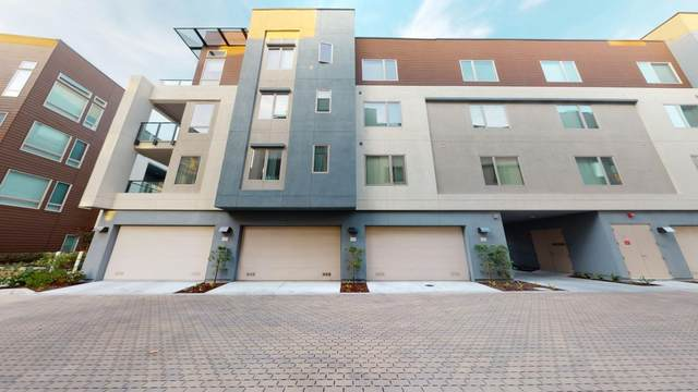 1019 Foster Square Ln 304, Foster City, CA 94404 (#ML81819291) :: The Gilmartin Group