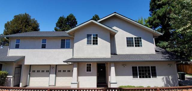 526-528 N Claremont St, San Mateo, CA 94401 (#ML81819365) :: The Realty Society