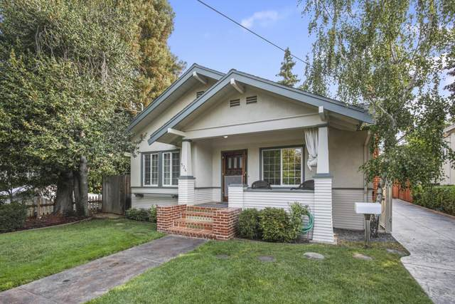 526 N Claremont St, San Mateo, CA 94401 (#ML81819367) :: The Realty Society