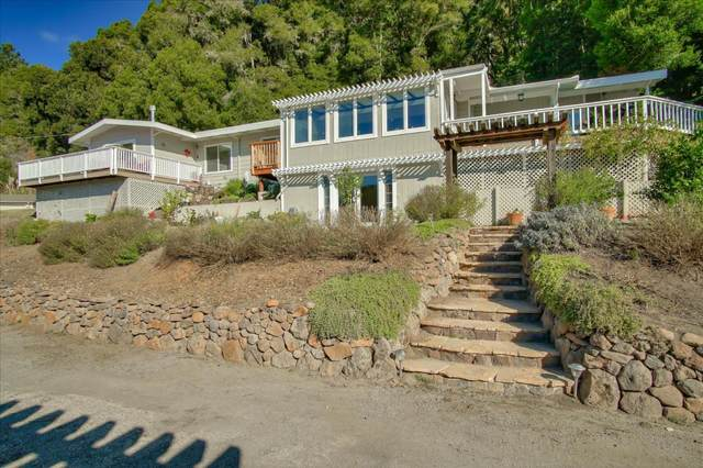 345 Flume Rd, Aptos, CA 95003 (#ML81819391) :: The Sean Cooper Real Estate Group