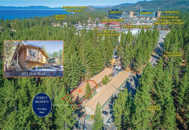 1073 Moss Rd, South Lake Tahoe, CA 96150 (#ML81819550) :: Alex Brant
