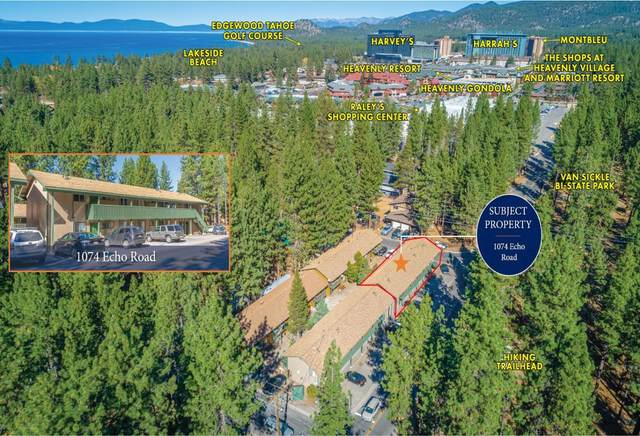1077 Moss Rd, South Lake Tahoe, CA 96150 (#ML81819552) :: Alex Brant
