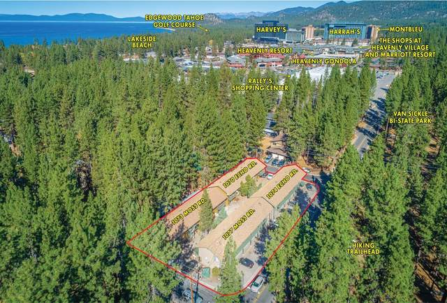 1070-1077 Echo-Moss Rd, South Lake Tahoe, CA 96150 (#ML81819553) :: Alex Brant