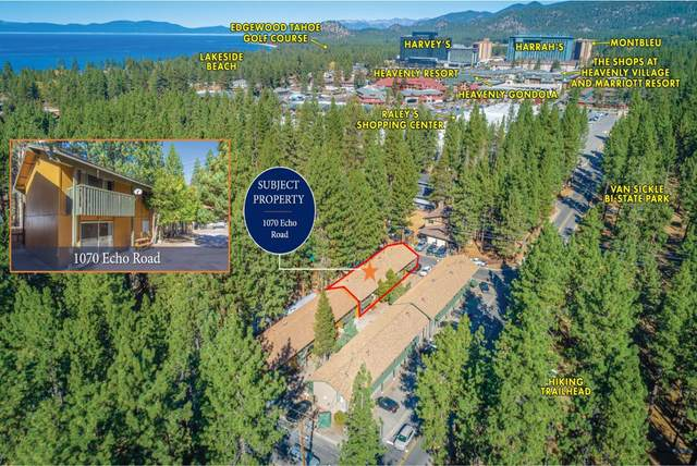 1070 Echo Rd, South Lake Tahoe, CA 96150 (#ML81819729) :: Alex Brant