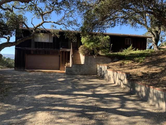 12400 Saddle Rd, Carmel Valley, CA 93924 (#ML81819790) :: The Goss Real Estate Group, Keller Williams Bay Area Estates