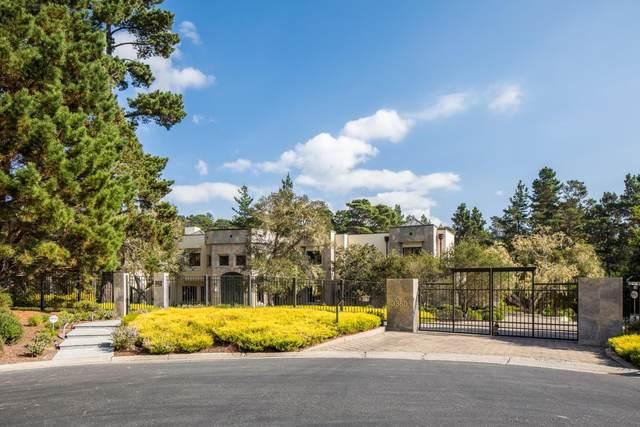 3360 Kingsley Ct, Pebble Beach, CA 93953 (#ML81819791) :: Schneider Estates