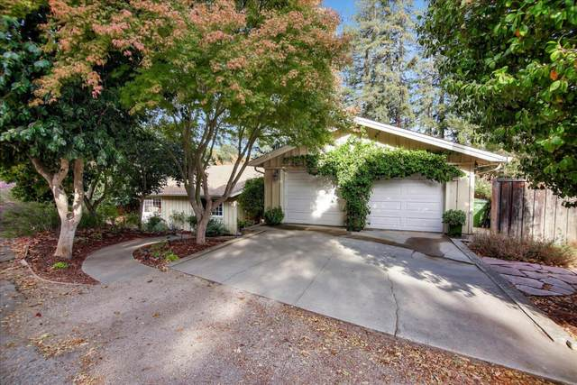 444 La Cuesta Dr, Scotts Valley, CA 95066 (#ML81819821) :: The Kulda Real Estate Group
