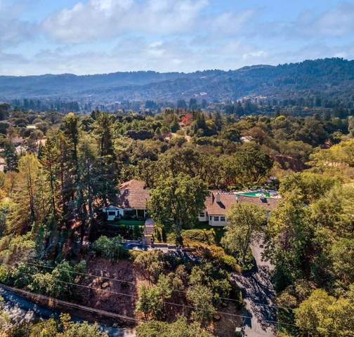 127 Ramoso Rd, Portola Valley, CA 94028 (#ML81819845) :: Schneider Estates