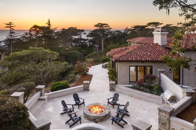 3187 17 Mile Dr, Pebble Beach, CA 93953 (#ML81819932) :: Intero Real Estate