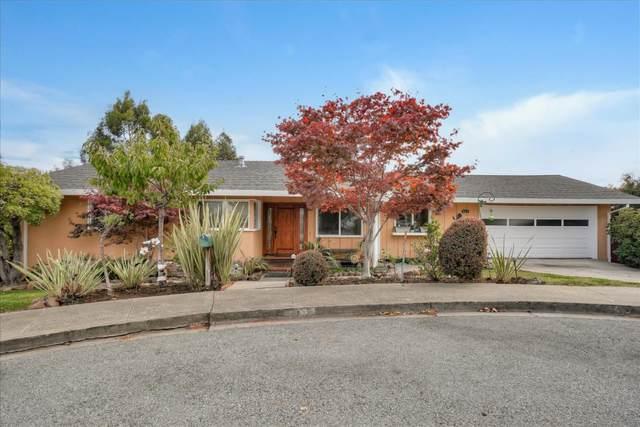 1 Del Rey Ct, San Carlos, CA 94070 (#ML81819942) :: Robert Balina | Synergize Realty