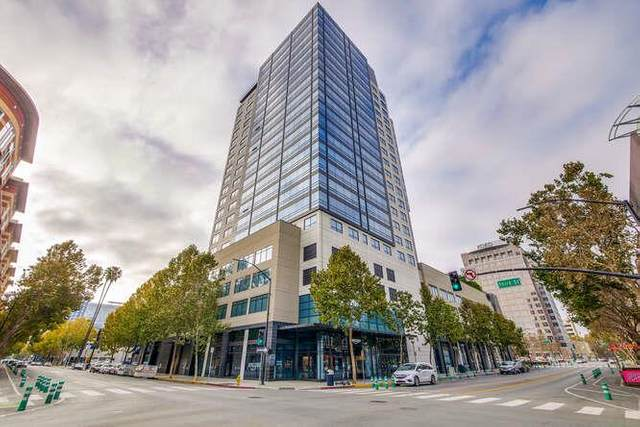 88 E San Fernando St 805, San Jose, CA 95113 (#ML81820081) :: The Sean Cooper Real Estate Group