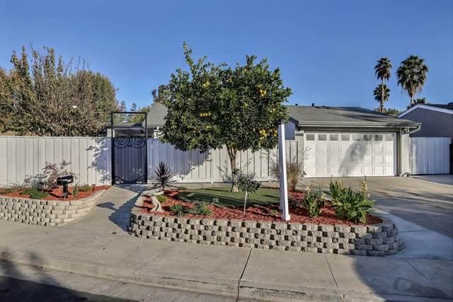 5354 Garrison Cir, San Jose, CA 95123 (#ML81820130) :: Real Estate Experts