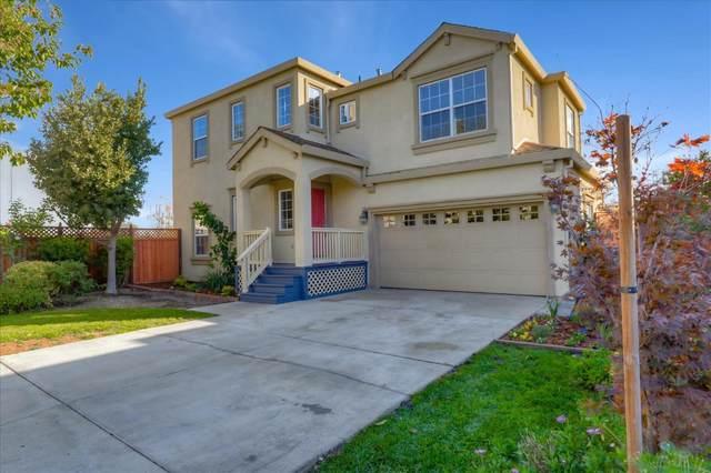 2108 Myrtle Pl, East Palo Alto, CA 94303 (#ML81820217) :: The Kulda Real Estate Group