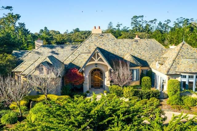 3340 Ondulado Rd, Pebble Beach, CA 93953 (#ML81820257) :: The Kulda Real Estate Group