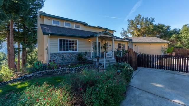 347 Crows Nest Dr, Boulder Creek, CA 95006 (#ML81820263) :: The Kulda Real Estate Group