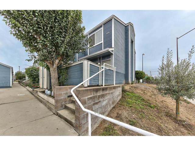 150 N Madeira Ave G, Salinas, CA 93905 (#ML81820274) :: Robert Balina   Synergize Realty