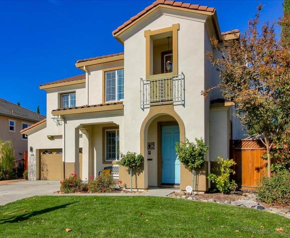 827 Talbot Dr, Morgan Hill, CA 95037 (#ML81820329) :: Live Play Silicon Valley