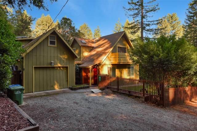 180 Wildrose Ter, Boulder Creek, CA 95006 (#ML81820375) :: The Kulda Real Estate Group
