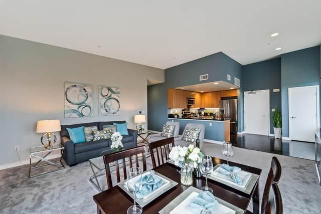 88 Bush St 4133, San Jose, CA 95126 (#ML81820392) :: The Kulda Real Estate Group