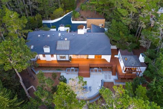 3158 Fergusson Ln, Pebble Beach, CA 93953 (#ML81820470) :: Schneider Estates