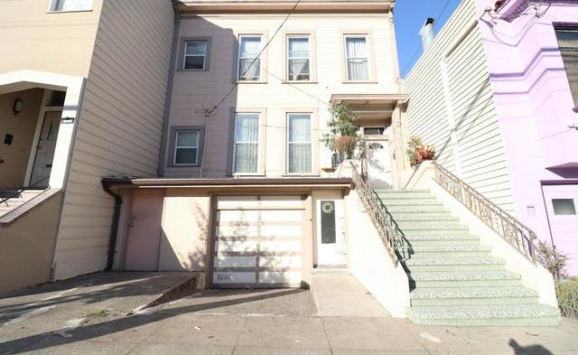 672 Hampshire St, San Francisco, CA 94110 (#ML81820503) :: The Sean Cooper Real Estate Group