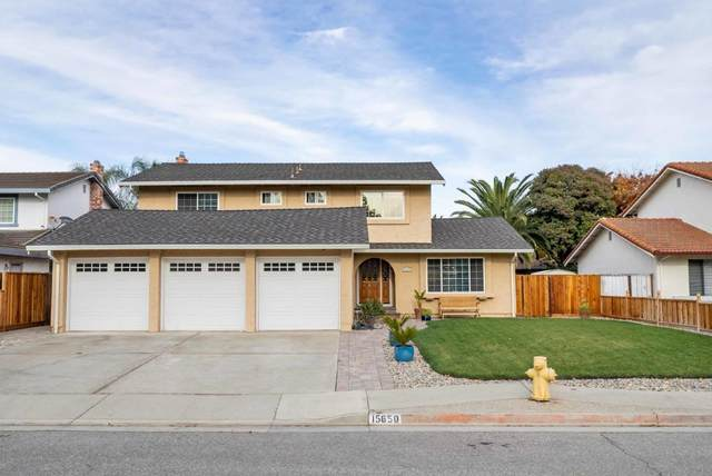 15650 La Mesa Ct, Morgan Hill, CA 95037 (#ML81820516) :: Intero Real Estate