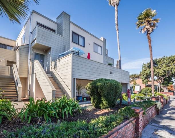 504 Ocean Ave 2, Monterey, CA 93940 (#ML81820588) :: Real Estate Experts