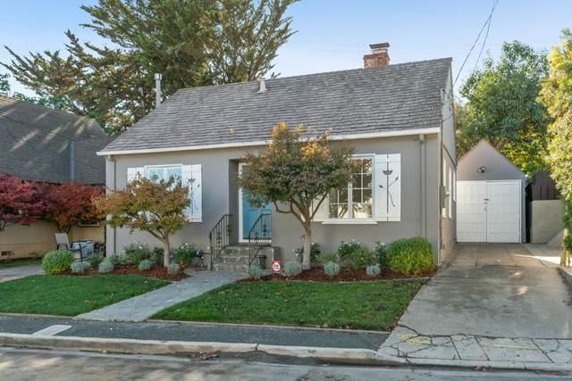 414 Williams Pl, San Mateo, CA 94401 (#ML81820595) :: The Realty Society
