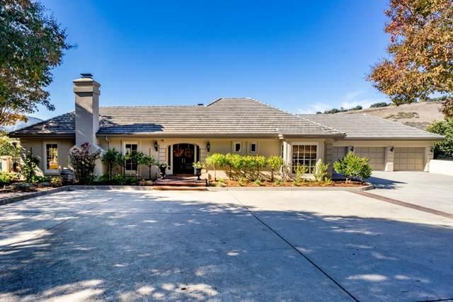 7 Southview Ln, Carmel Valley, CA 93924 (#ML81820596) :: The Goss Real Estate Group, Keller Williams Bay Area Estates