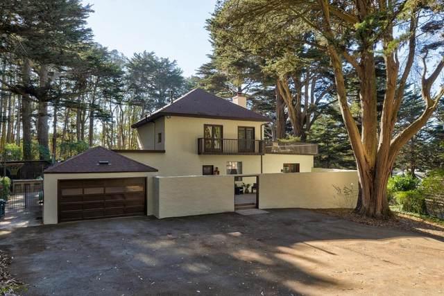 40 Hermosa Rd, Montara, CA 94037 (#ML81820639) :: The Kulda Real Estate Group