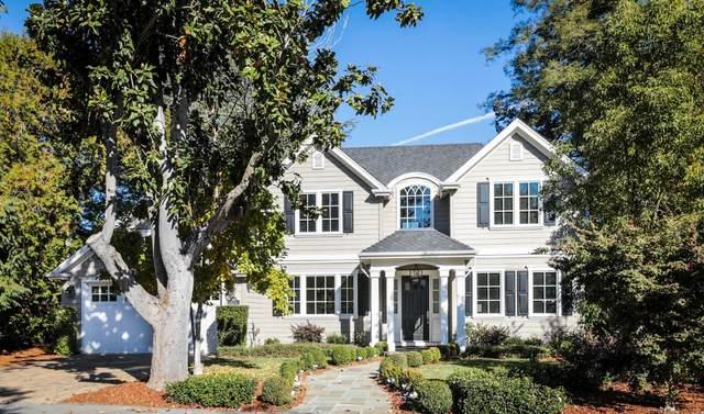 380 Claire Pl, Menlo Park, CA 94025 (#ML81820686) :: Real Estate Experts