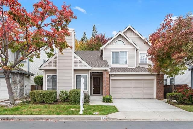 394 Newcastle Dr, Redwood City, CA 94061 (#ML81820706) :: Intero Real Estate