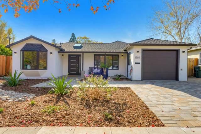 1286 Westwood St, Redwood City, CA 94061 (#ML81820728) :: The Kulda Real Estate Group