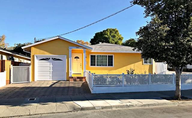 207 Hemlock Ave, Redwood City, CA 94061 (#ML81820733) :: Intero Real Estate