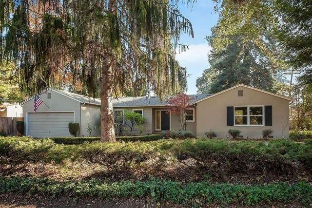 1175 Osborn Ave, Atherton, CA 94027 (#ML81820758) :: Schneider Estates