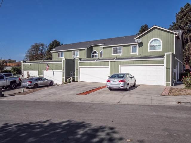 104 Diamond Dr, Watsonville, CA 95076 (#ML81820764) :: The Realty Society