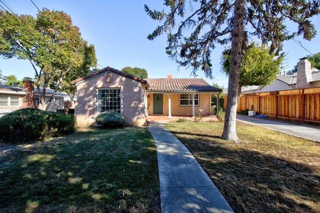 2188 Coastland Ave, San Jose, CA 95125 (#ML81820805) :: Robert Balina | Synergize Realty