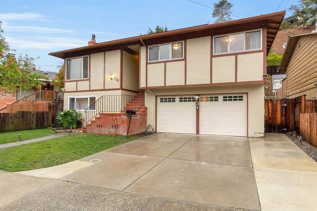 1343 Redwood Way, Pacifica, CA 94044 (#ML81820849) :: The Goss Real Estate Group, Keller Williams Bay Area Estates