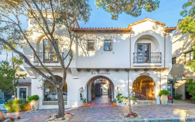 0 Lincoln 2Sw Of Ocean Ave, Carmel, CA 93923 (#ML81820864) :: Paymon Real Estate Group