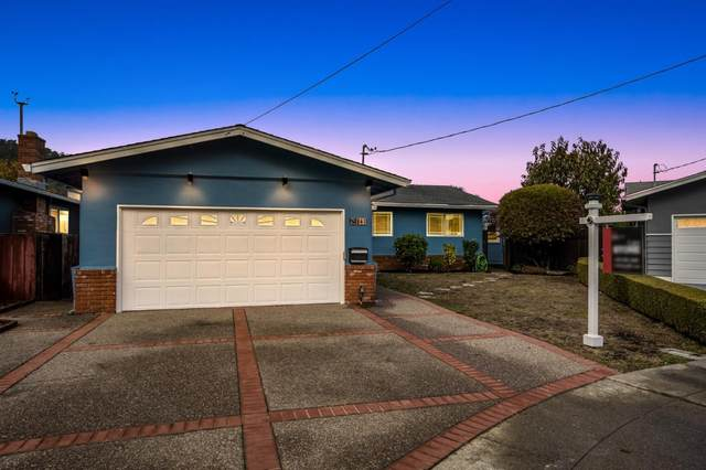 841 Lisa Ct, Pacifica, CA 94044 (#ML81820892) :: The Goss Real Estate Group, Keller Williams Bay Area Estates