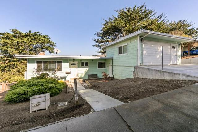 411 Talbot Ave, Pacifica, CA 94044 (#ML81820903) :: The Kulda Real Estate Group