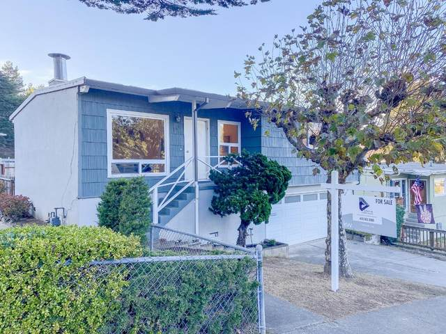266 Hillside Dr, Pacifica, CA 94044 (#ML81820910) :: The Kulda Real Estate Group