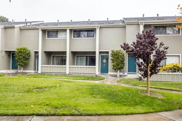 813 Perseus Ln 14, Foster City, CA 94404 (#ML81820917) :: The Gilmartin Group