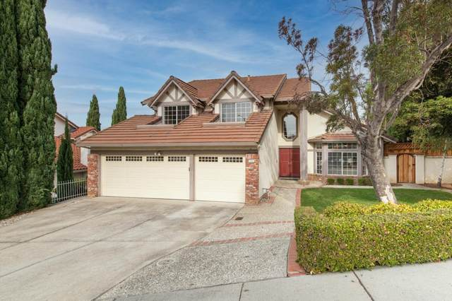 2353 Glenview Dr, Milpitas, CA 95035 (#ML81820936) :: Robert Balina | Synergize Realty