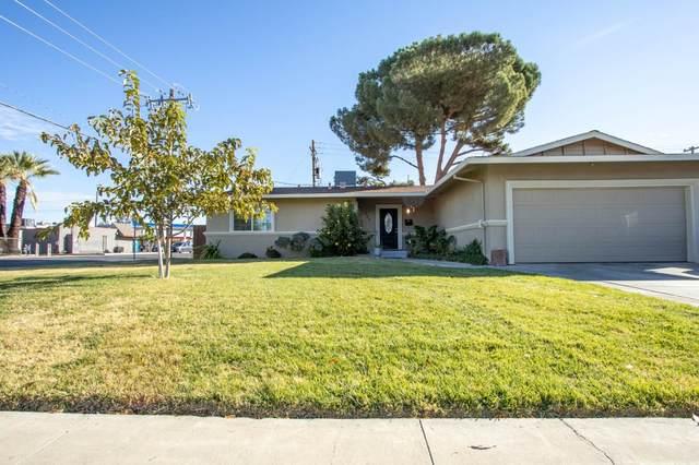 360 N Santa Paula St, Los Banos, CA 93635 (#ML81820943) :: The Kulda Real Estate Group
