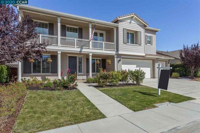 5611 Daffodil Dr, Oakley, CA 94561 (#ML81821001) :: Live Play Silicon Valley